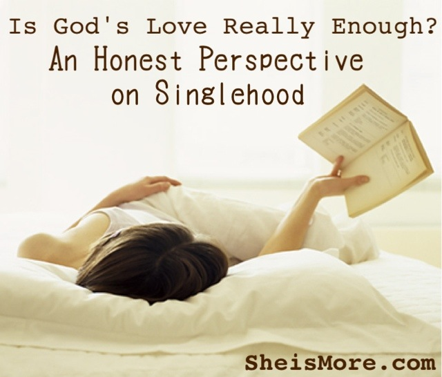 is god s love really enough an honest perspective on. Black Bedroom Furniture Sets. Home Design Ideas